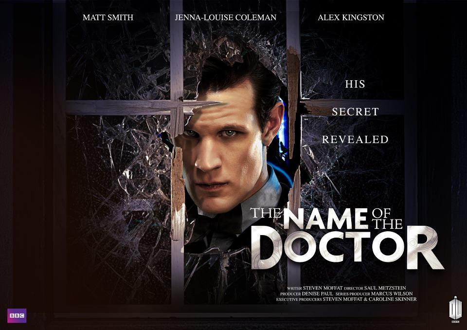 Doctor Who – The Name of the Doctor
