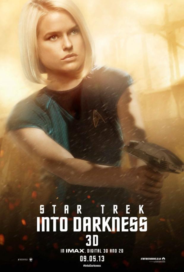 Star Trek Into Darkness – Marcus