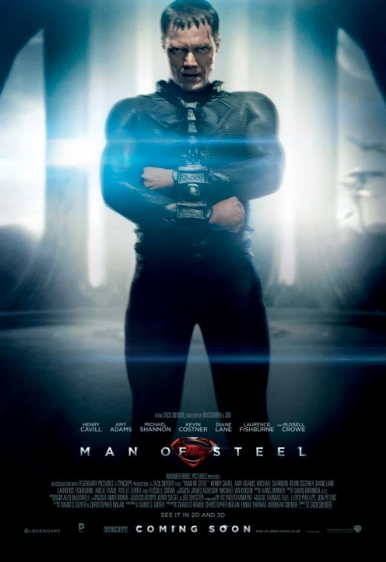 Zod – Man of Steel