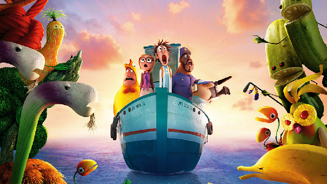 Cloudy with a Chance of Meatballs 2 featured