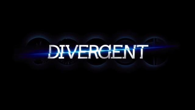 Divergent Title card