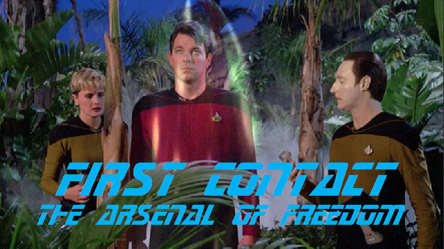 First Contact – The Arsenal of Freedom