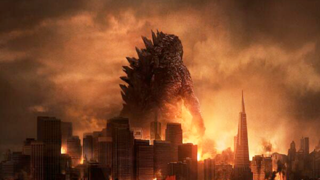 Godzilla featured