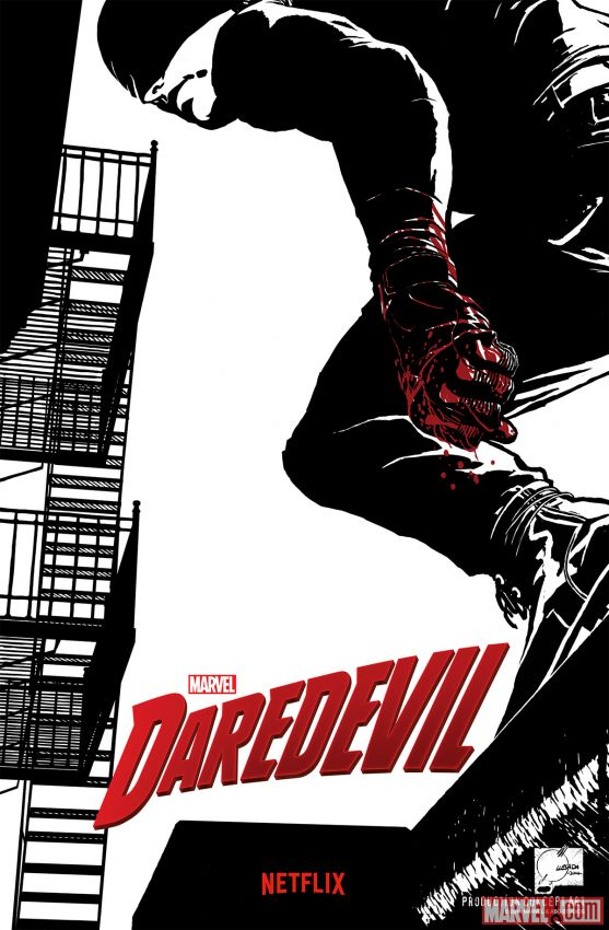 Daredevil concept art