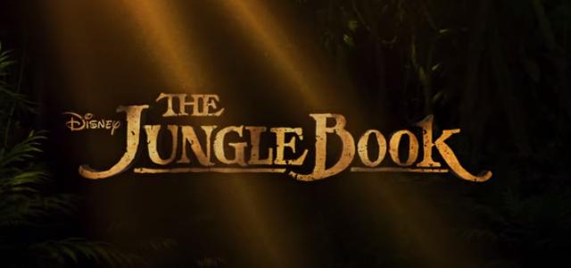 The Jungle Book title card
