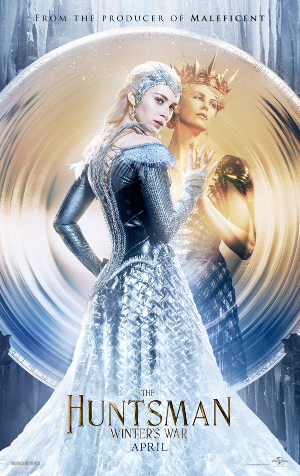 The Huntsman Evil Queens