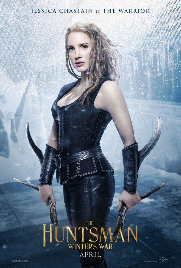 The Huntsman Jessica Chastain