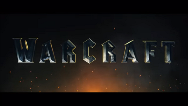 Warcraft title card