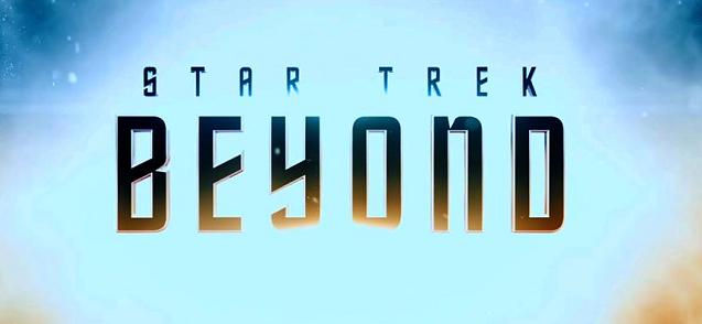 Star Trek Beyond Title Card