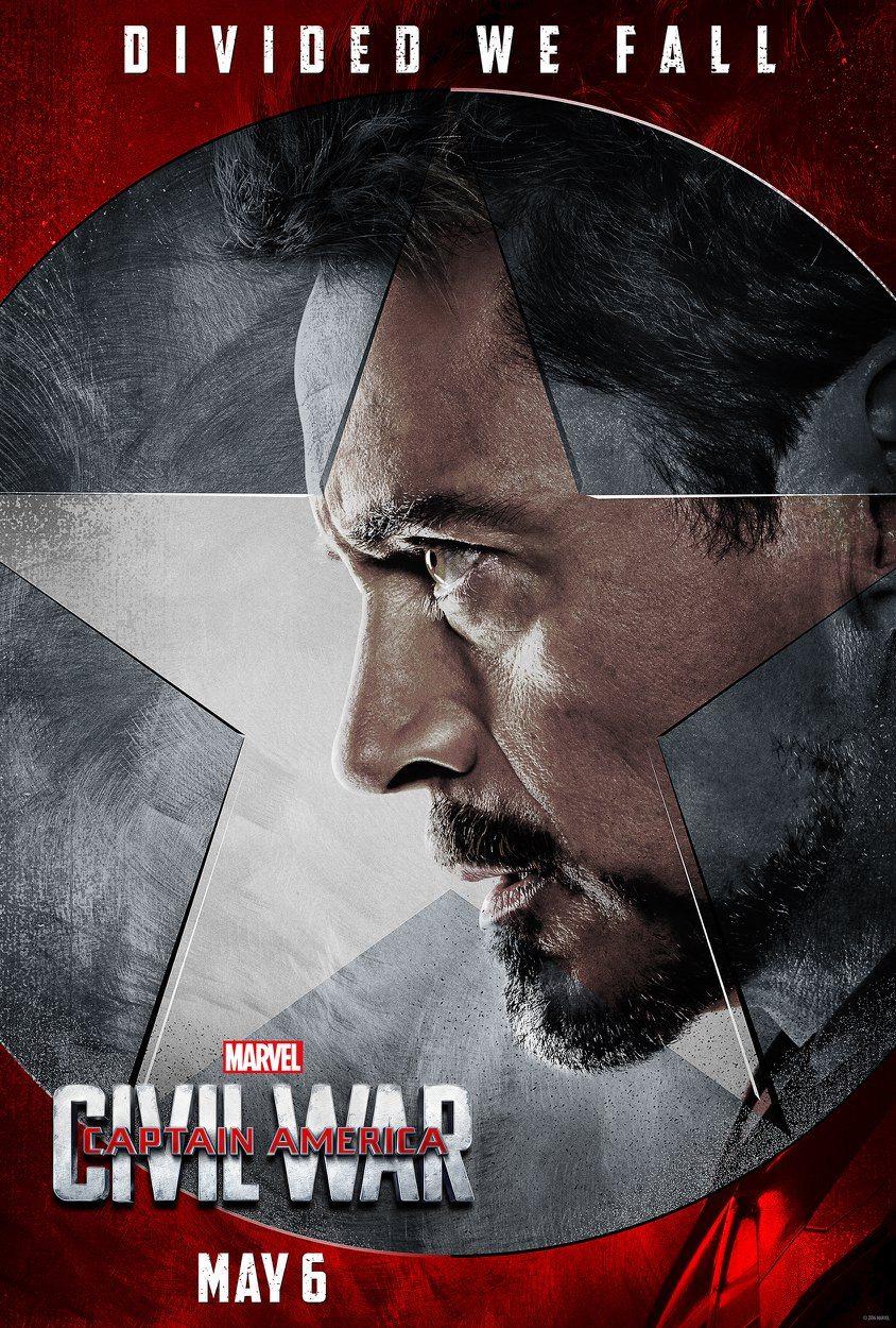 Team Iron Man Tony