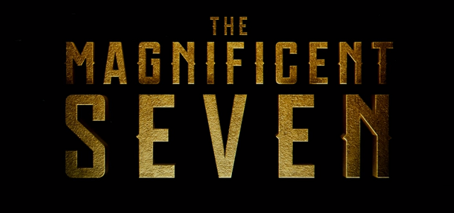 the magnificent seven title card