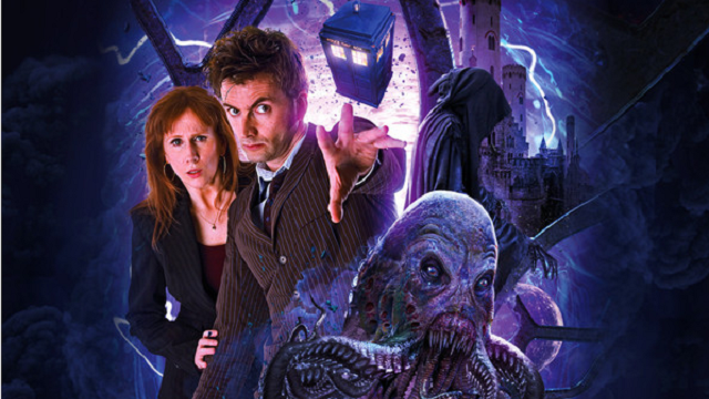 Doctor Who The Tenth Doctor Adventures