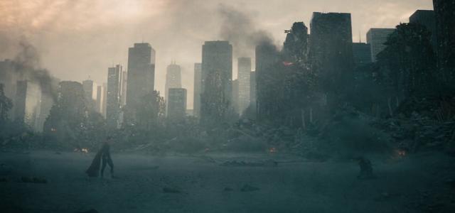Metropolis destruction