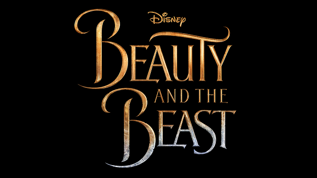 beauty and the beast title card