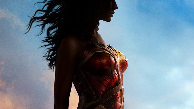 Wonder Woman poster featured