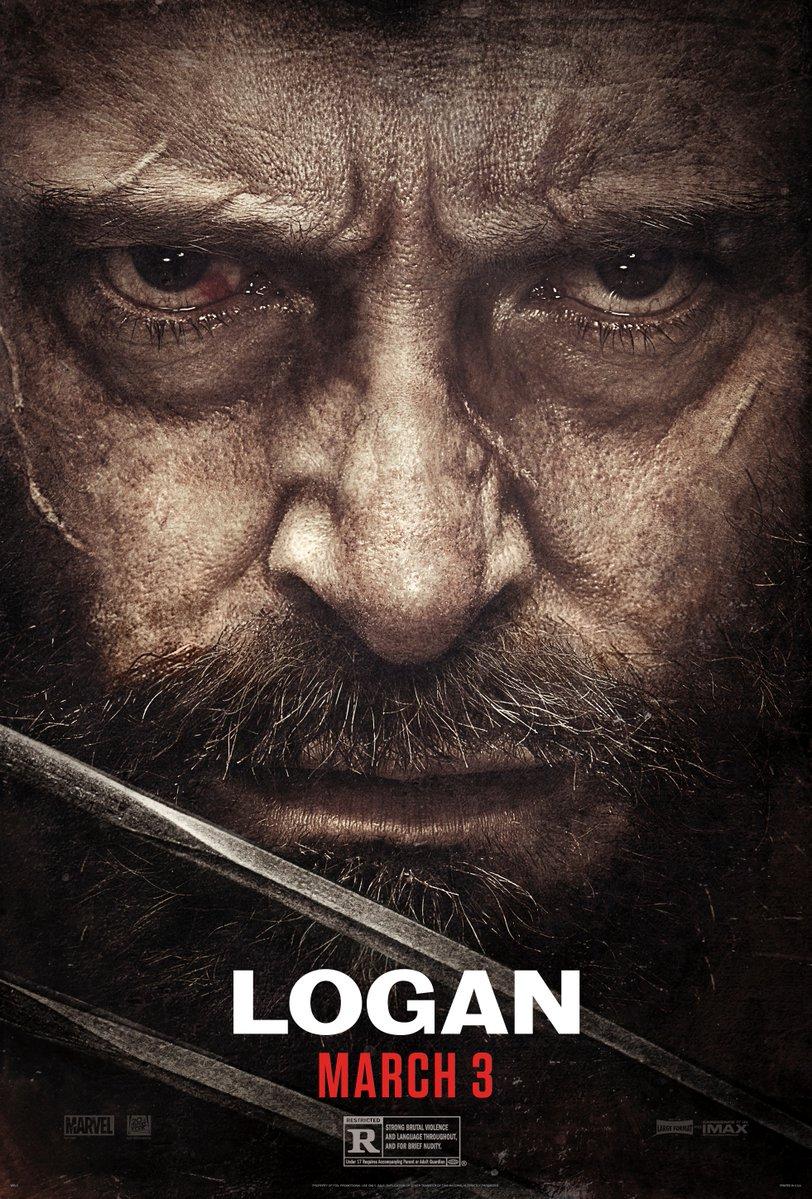 Logan final poster