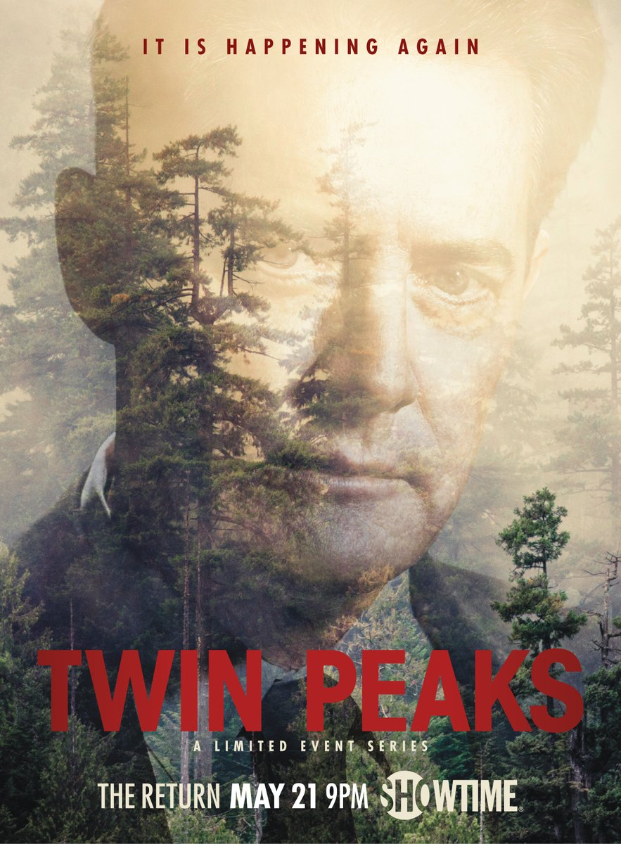 Twin Peaks Dale Cooper