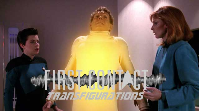 First-Contact-Transfigurations