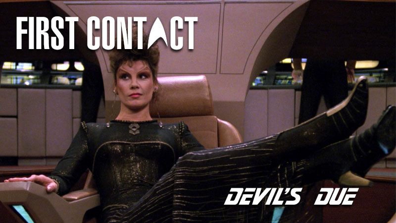 First Contact Devil's Due