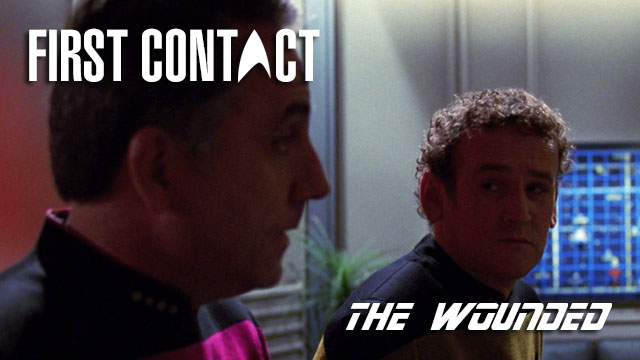 First Contact The Wounded