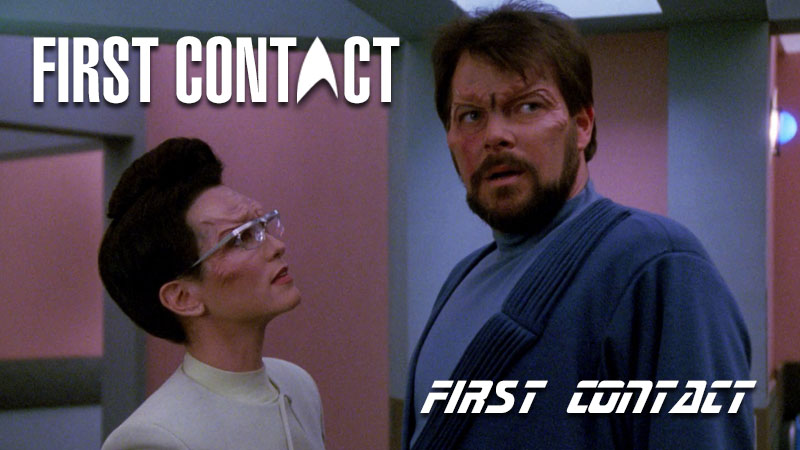 First Contact First Contact