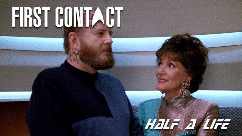 First-Contact-Half-a-Life